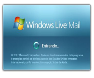 Windows Live Mail erro rodrigoesilva