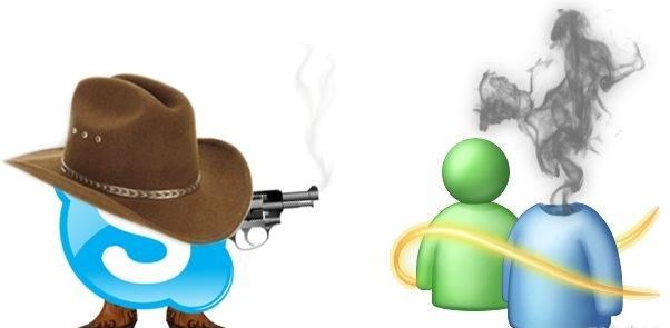 Skype-vs-MSN