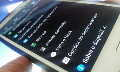 TUTORIAL - Como ativar as Opções de desenvolvedor em aparelhos com Android 4.2 Jelly Bean